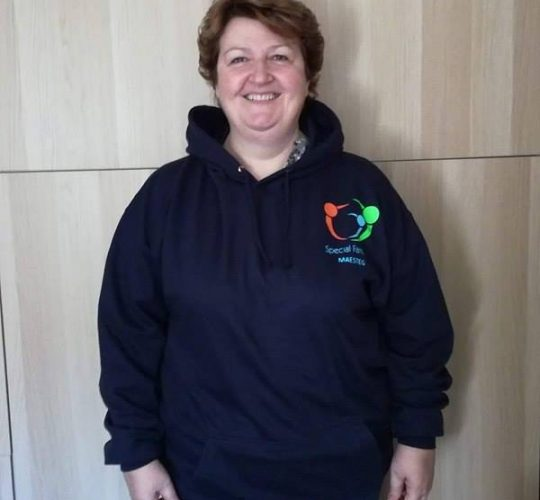 Sharon Thomas – Vice Chairperson